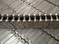 Stainless steel conveyor chain